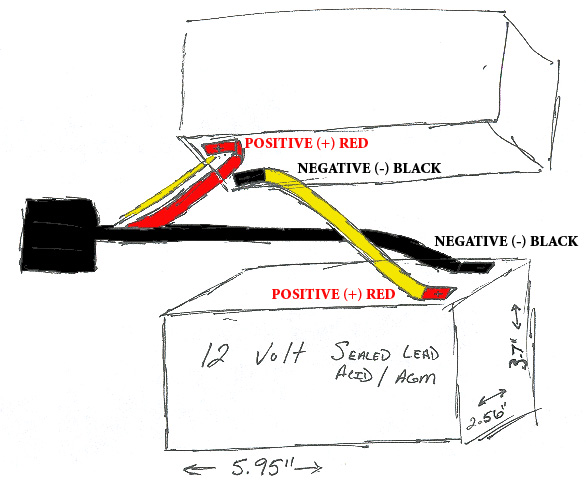 ups issues help! (stepped square wave versus sine wave)? Power Supply Wiring Diagram  APC Battery Cable Apc Smart-UPS 1500 Battery Apc 1500 Battery Backup